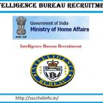 IB Recruitment 2017 | Apply 1430 Intelligence Bureau Vacancy 2017 Exam