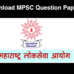 MPSC Question Papers with MPSC answer key in Pdf