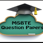 【मोफत उतरवा 】 MSBTE Question Papers with MSBTE Answer Paper 2013-2019