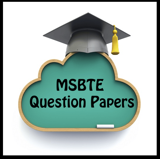 MSBTE Question Papers