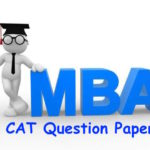 CAT Question Paper & CAT Previous Year Papers in PDF