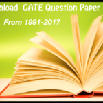 GATE Question Papers with Solution In PDF 1991 – 2017