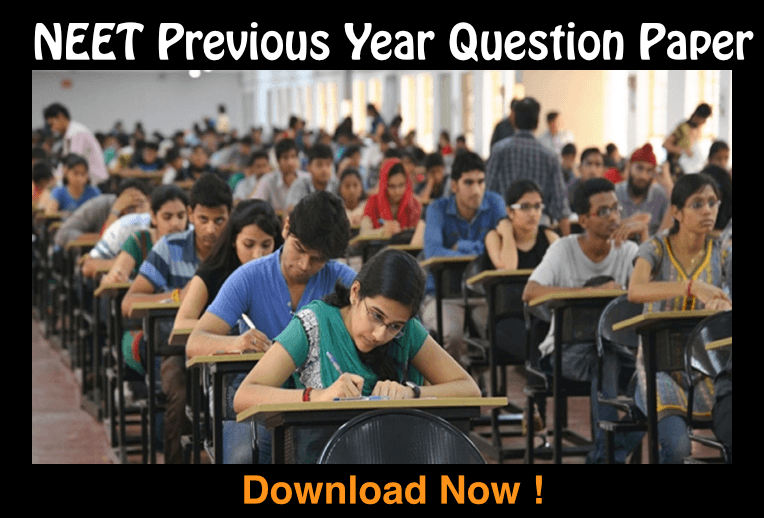 NEET Previous Year Question Paper