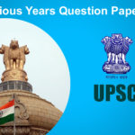 Previous Years Question Papers of UPSC in PDF Download Now !