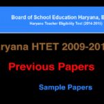 [* Latest] HTET Previous Papers With Answers in Pdf Free