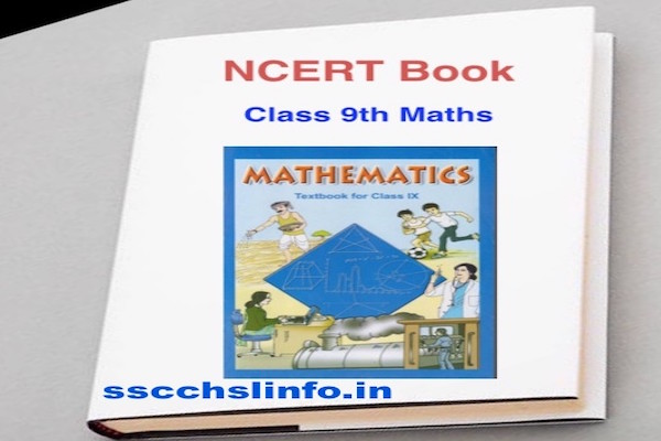 NCERT Maths Book For Class 9 In Hindi And English Medium In Pdf
