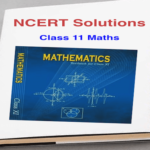 NCERT Solutions For Class 11 Maths English Medium In PDF