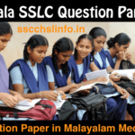 SSLC Model Question Papers and Answers Malayalam Medium