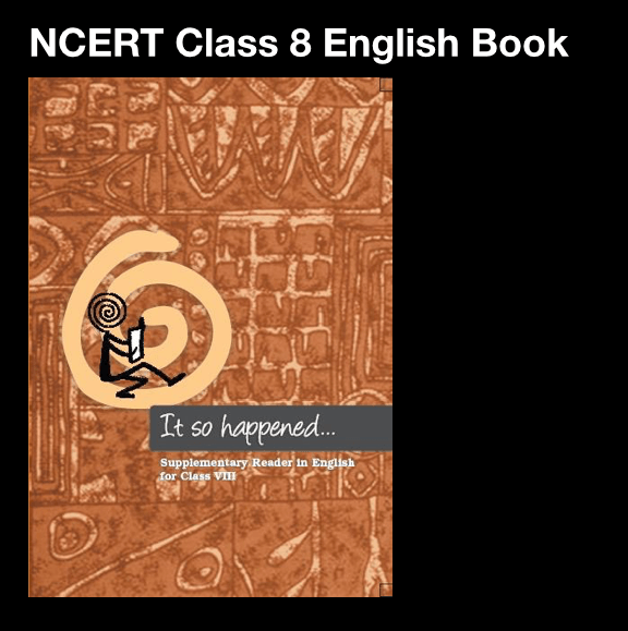 NCERT Class 8 English Book