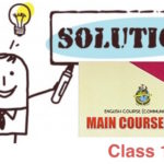 NCERT Solutions for Class 10 English Free Solution PDF Download !