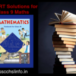 NCERT Solutions for class 9 Maths In PDF [ Free Download ]*