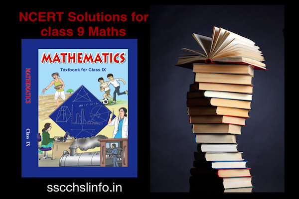 ncert solution for class 9 maths